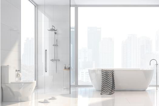 איך לנקות את חדר אמבט ביסודיות?