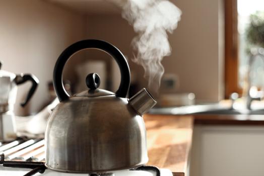 איך להסיר אבנית בקלות מקומקום, מגהץ או מיחם?