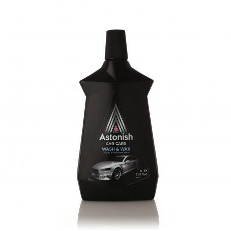 שטיפת רכב - אסטוניש שטיפה עם ווקס