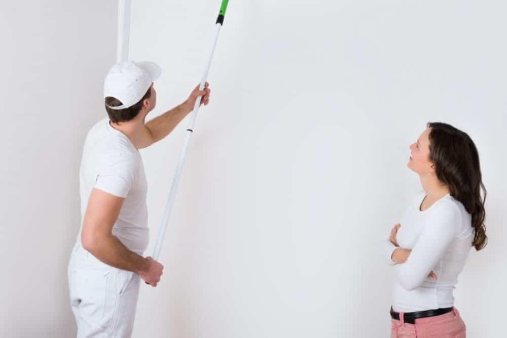 צבעים לקירות בסלון