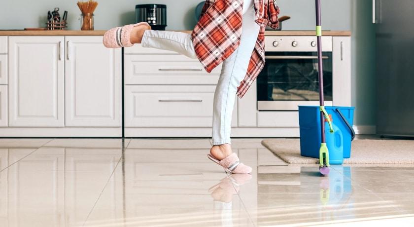 איך להפוך כל רצפה למבריקה ונקייה?