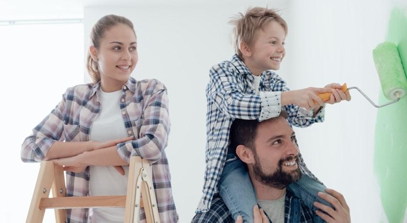 בחירה נכונה של צבע לחדר תינוקות וילדים